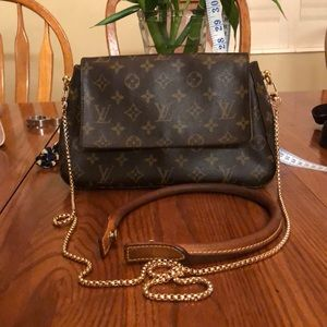 Louis Vuitton looping 💯% Authentic